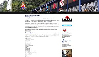 Royal Canadian Legion Branch #92 Salt Spring Island, BC